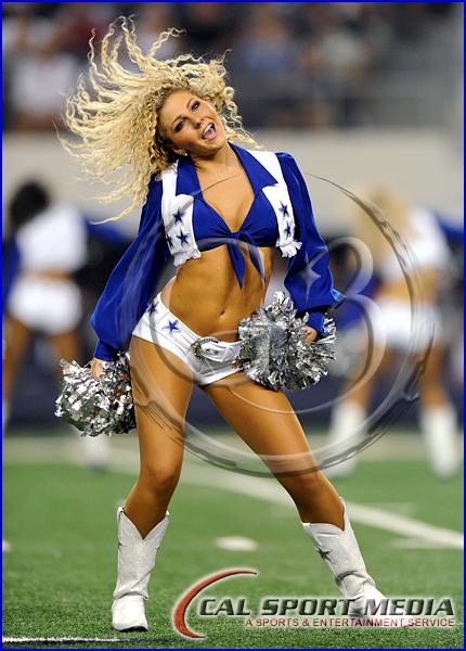 Dallas Cowboys and the Denver Broncos Dallas Cowboys Cheerleaders