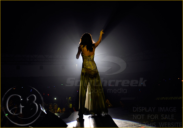 Selena Gomez Live We Own the Night Tour 2011
