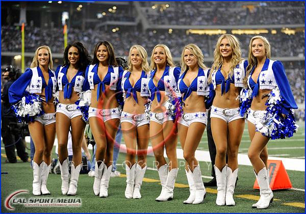 Miami Dolphins vs Dallas Cowboys Thanksgiving Day Dallas Cowboys Cheerleaders