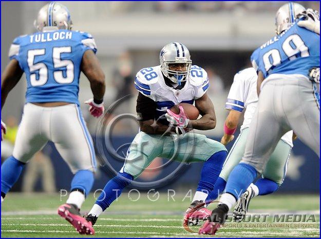 Detroit Lions vs Dallas Cowboys
