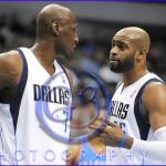 Oklahoma City Thunder vs Dallas Mavericks Lamar Odom #7