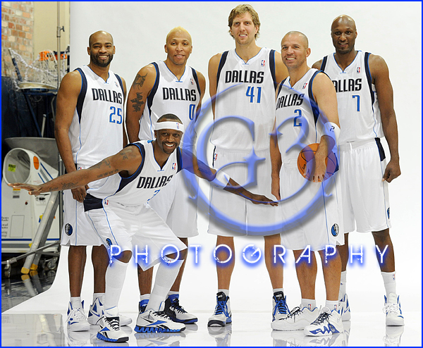 NBA: DEC 11 Mavericks Media Day