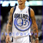 Oklahoma City Thunder vs Dallas Mavericks Delonte West