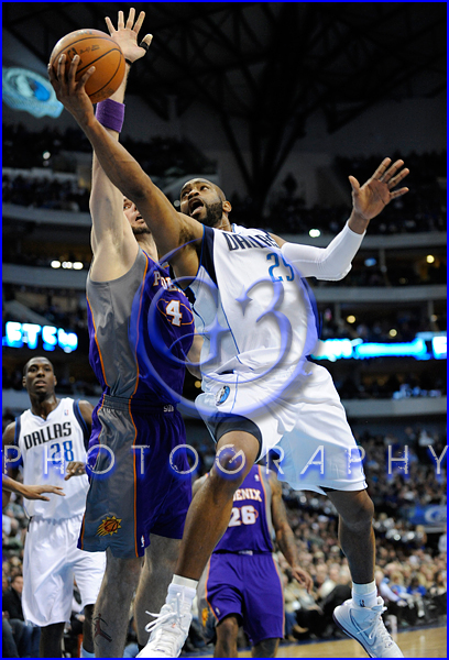 NBA 2012: Phoenix Suns vs Dallas Mavericks JAN 04 Vince Carter