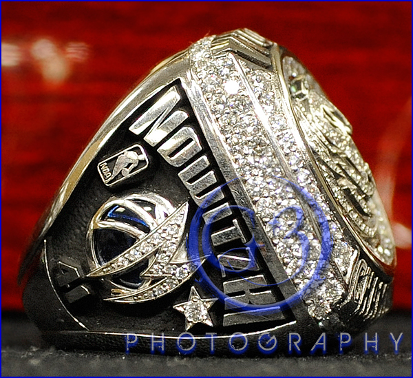 championship rings of Dallas Mavericks