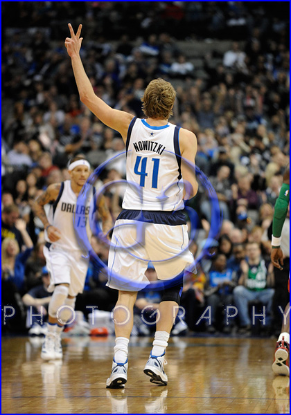 NBA 2012: Bucks vs Mavericks JAN 13
