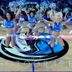 NBA Milwaukee Bucks vs Dallas Mavericks JAN 13 Mavericks Dancers