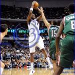 NBA Milwaukee Bucks vs Dallas Mavericks JAN 13 Lamar Odom