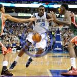 NBA Milwaukee Bucks vs Dallas Mavericks JAN 13 Ian Mahinmi