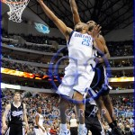 NBA Milwaukee Bucks vs Dallas Mavericks JAN 13 Vince Carter