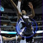 NBA Milwaukee Bucks vs Dallas Mavericks JAN 13 Tyreke Evans