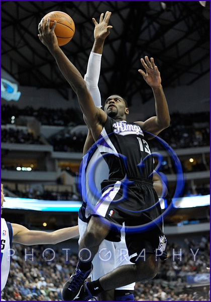 NBA Milwaukee Bucks vs Dallas Mavericks JAN 13  Tyreke Evans