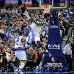 NBA Milwaukee Bucks vs Dallas Mavericks JAN 13 Brendan Haywood