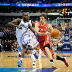NBA 2012: Rockets vs Mavericks MAR 27