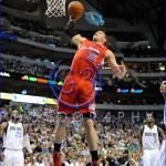 NBA 2012: Clippers vs Mavericks APR 02