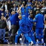 NBA 2012: Jazz vs Mavericks MAR 03