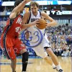 NBA 2012: Nets vs Mavericks FEB 28