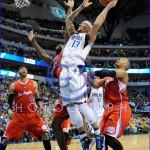 NBA 2012: Clippers vs Mavericks FEB 13