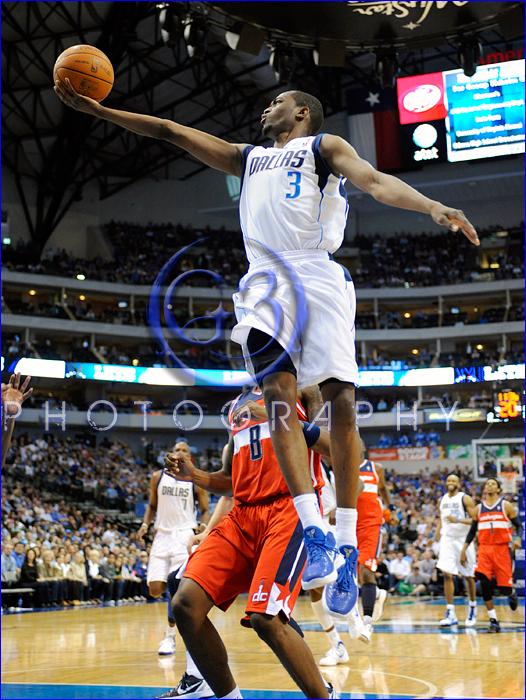 NBA 2012: Wizards vs Mavericks MAR 13
