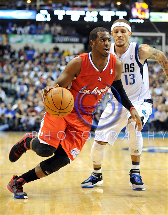 Chris Paul, CP3 - Los Angeles Clippers