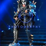 KISS Dallas, TX Concert Gene Simmons