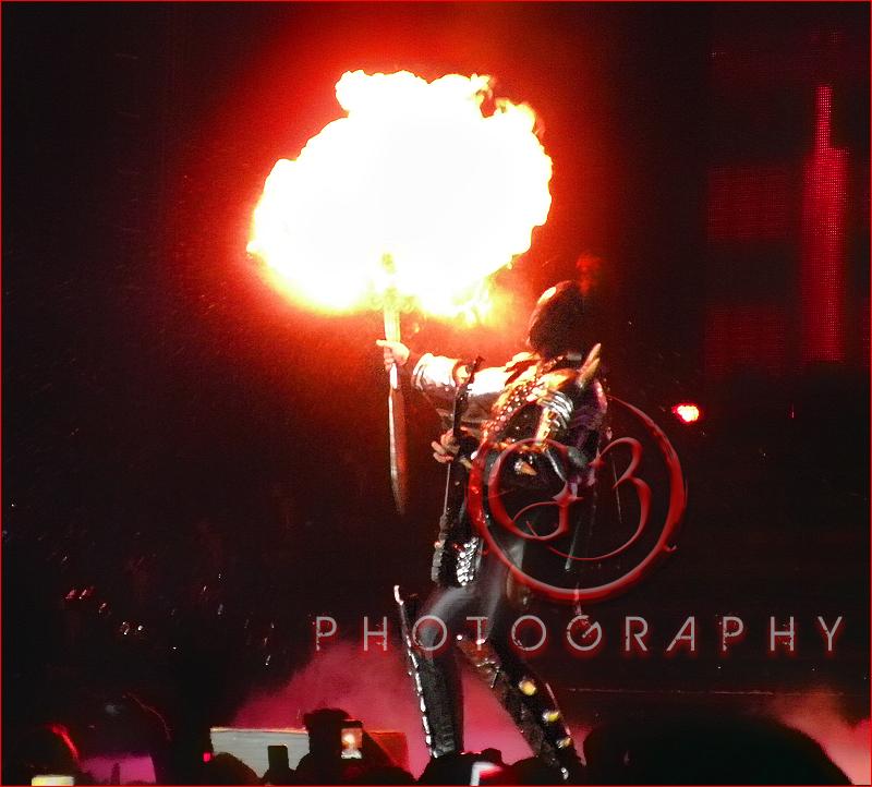 Concert 2012: KISS Concert AUG 04