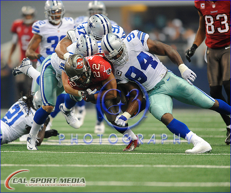 NFL: Tampa Bay Buccaneers vs Dallas Cowboys DeMarcus Ware