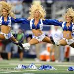 NFL: Tampa Bay Buccaneers vs Dallas Cowboys - Cheerleaders