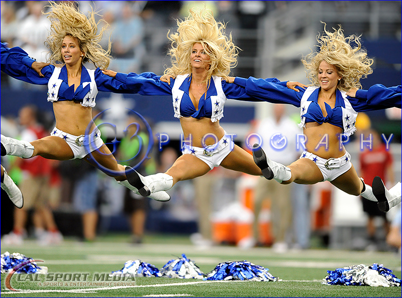 NFL: Tampa Bay Buccaneers vs Dallas Cowboys - Cheerleaders
