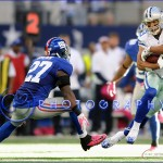 October 28, 2012:  Dallas Cowboys wide receiver Miles Austin #19 during an NFL football game between the New York Giants and the Dallas Cowboys at Cowboys Stadium in Arlington, TX New York defeated Dallas 29-24
