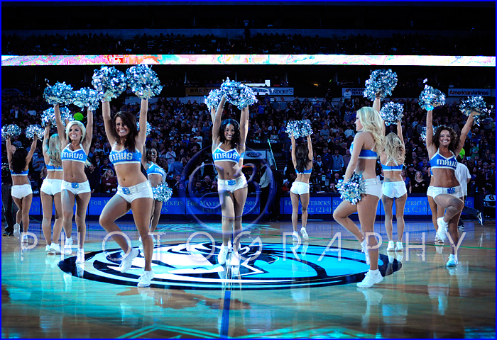 NBA: JAN 02 Thunder at Mavericks